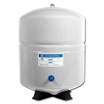 RO-152-W 4 Gallon Metal White PA-E Small Bladder Tank