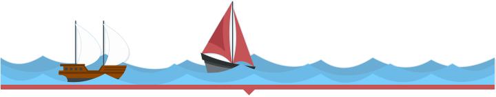 sailboat divider