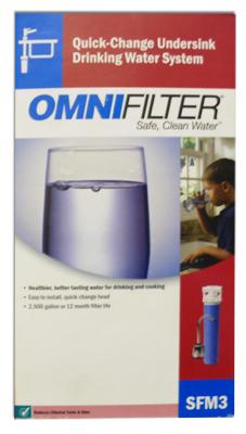 Omnifilter Sfm2 Undersink Water Filter System