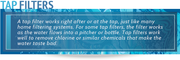 tap filters quote graphic