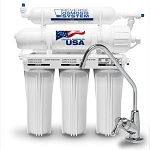 H2O USRO5-100-JG, 5Stage Reverse Osmosis System