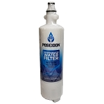 Poseidon WFF700P Refrigerator Water Filter - LG LT700P Compatible