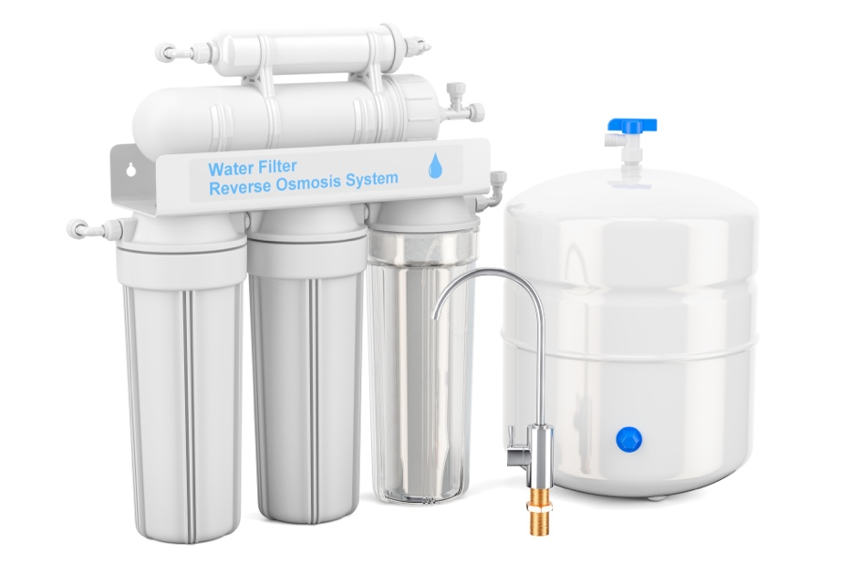 All You Need to Know About Reverse Osmosis Water Filters