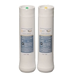 Whirlpool 2-Pack WHEEDF for Whadus5 and Whed20 Under Sink Replacement Filters