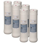 Whirlpool WHEERF Ultraease WHER25 and Wharos5 RO Water Filter Set  WHEERF5 - 3 Pack