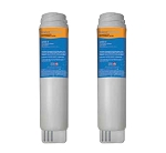 Water Sentinel WSG-2 Refrigerator Water Filter | GE GSWF Compatible | 2 Pack