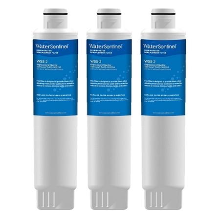 water sentinel wss2 filter samsung da2900020a da2900020b 3 pack