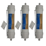 Water Sentinel WSS-3 Refrigerator Filter | Samsung WSF100 Magic | 3 Pack