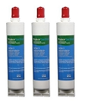 Water Sentinel WSW-2 Refrigerator Filter | Whirlpool 4396510/4396508 | 3 Pack