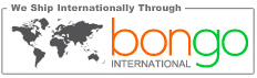 International Shipping via Bongo International