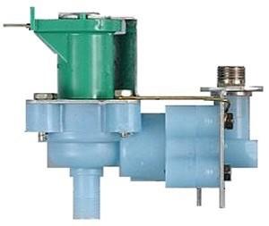 Whirlpool Refrigerator Icemaker Ice Maker & Water Valve 4318047