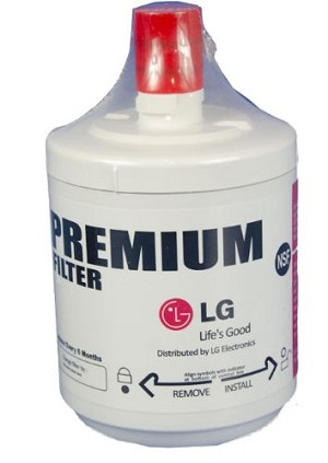 LG Electronics ADQ72910901 Refrigerator Water Filter LT500p