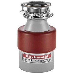 Kitchenaid Continuous Feed Garbage Disposal Kgic300h