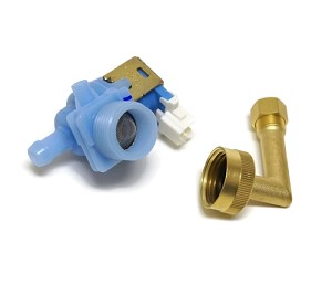 Whirlpool W10195047 Water Inlet Valve ( New Part # W10648041)