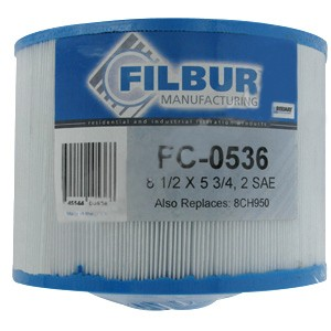 Filbur FC-0536 8 x 5.75 Pool & Spa Filter
