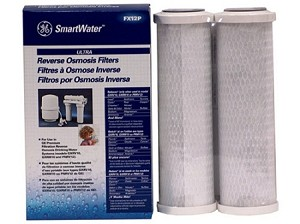 GE FX12P SmartWater Reverse Osmosis Filters Set of 2