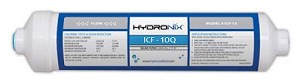 Hydronix ICF-10 Inline Coconut Filter 2 x 10