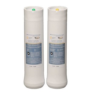 Whirlpool WHEEDF UltraEase Undersink Filtration Replacement Filter WHED20