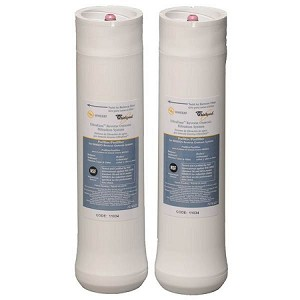 Whirlpool WHEERF Ultraease WHER25 RO Water Filter Set  WHEERF5