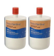 Water Sentinel WSL-1 Refrigerator Filter - LG LT500P Compatible - 2 Pack